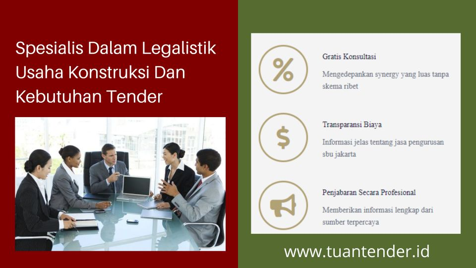Jasa Pengurusan Badan Usaha di Ciputat Timur Tangerang Selatan Profesional